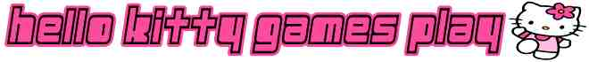 Hello Kitty Games Logo